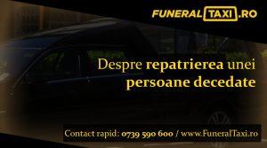 Tot ce trebuie sa stii despre repatrierea unei persoane decedate