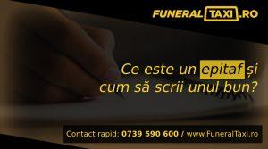 Ce este un epitaf si cum sa scrii unul bun